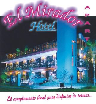 Hotel El Mirador, el complemento ideal para disfrutar Termas del Dayman