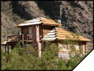 Cabañas Pueblo del Rio