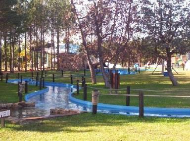 Parque Quiroga Salto Grande